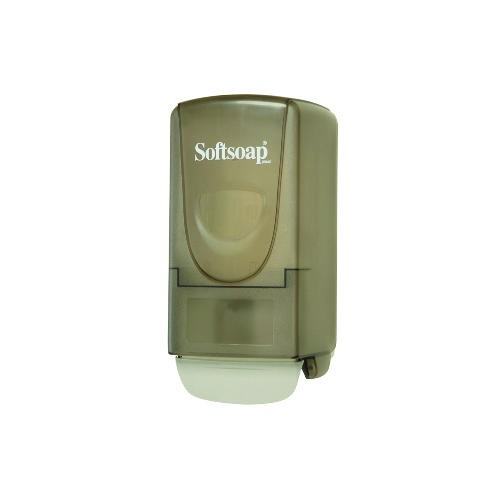 Softsoap Soap Dispenser, 800 ml, 5.25 X 3.875 X 10, Gray