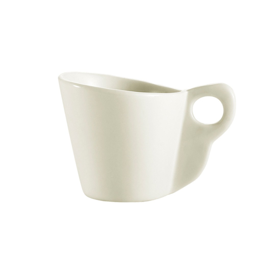CAC China SOH-1 Soho American White Coffee Cup 7-1/2 oz.