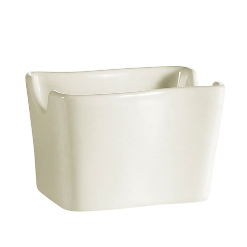 CAC China SOH-HSP Soho American White Sugar Packet Holder
