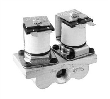 Franklin Machine Products  220-1388 Solenoid, Dual (120V, 3/8Npt)