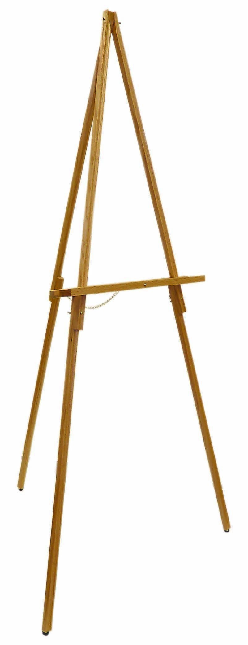 Solid Wood Display Easel
