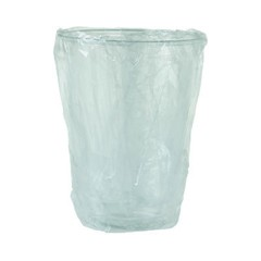 Solo Cup Ultra Clear Pete Cold Cups, 10 oz., Clear, Individually Wrapped, 20/Bag (Box of 500)