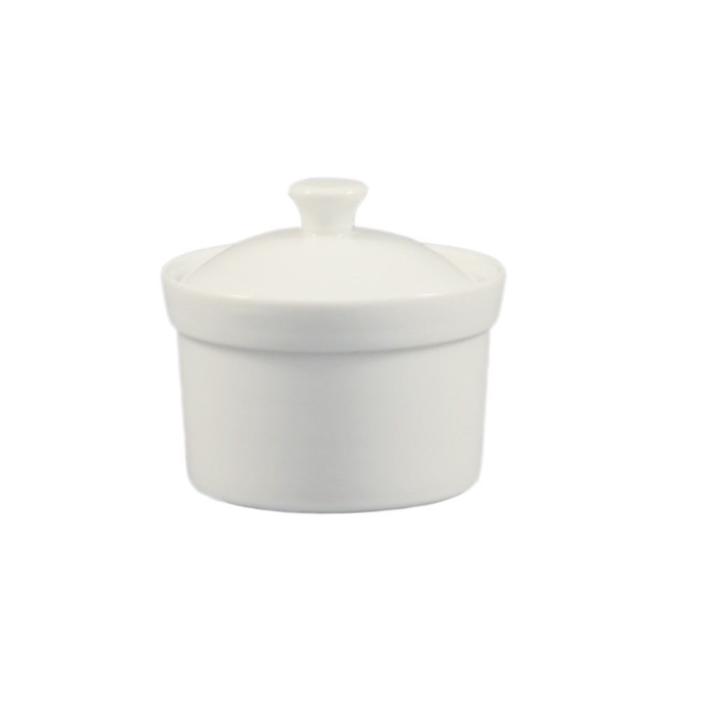Soup Bowl With Lid 10 oz., 4