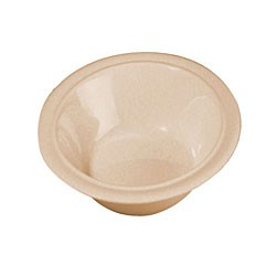 Thunder Group NS307T Nustone Tan Melamine Soup/Cereal Bowl 12 oz.