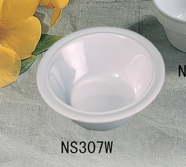 Soup/Cereal Bowl - Classic White Melamine (12 Oz., 6.5