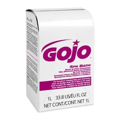 Spa Bath Body & Hair Shampoo, Rose, Herbal Scent, NXT 1000 ml Refill
