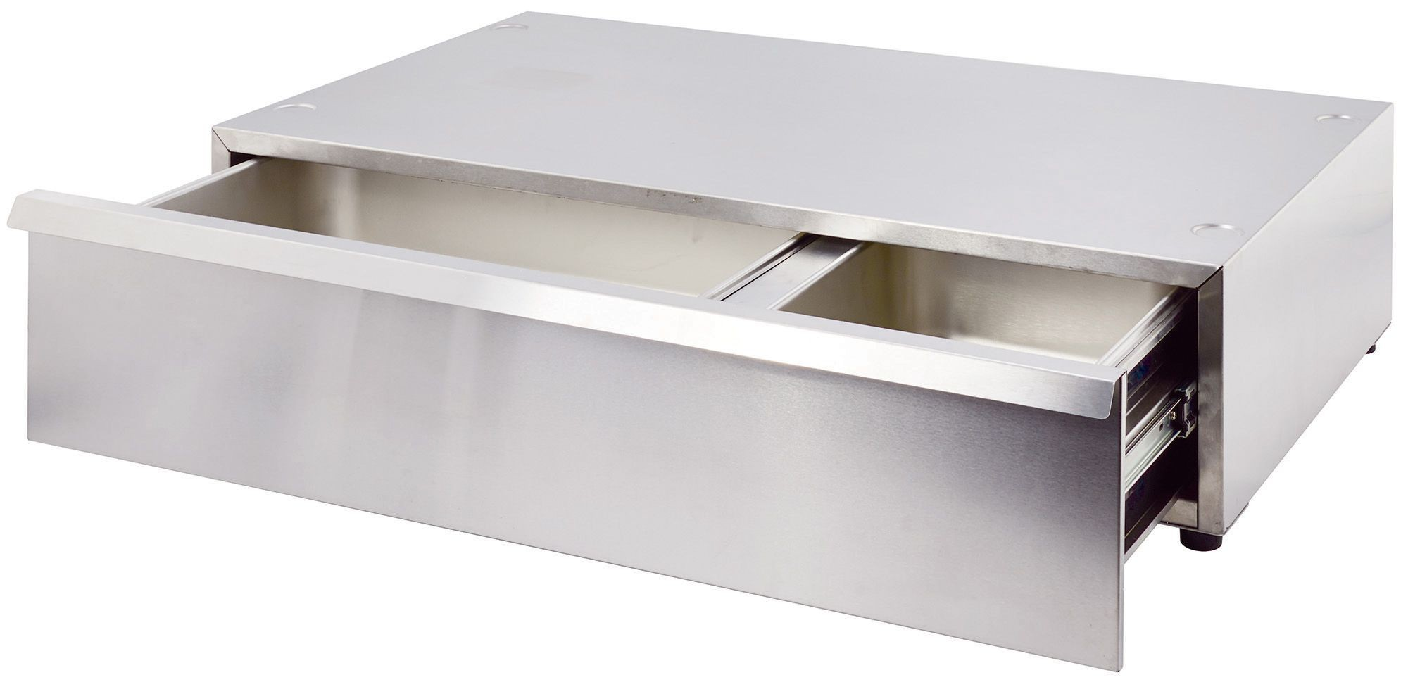 Winco EHD-50-BD Spectrum Bun Drawer for EHD-50 Hot Dog Roller