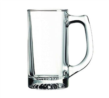 Sport 12-1/2 Oz. Glass Beer Mug - 5-5/8