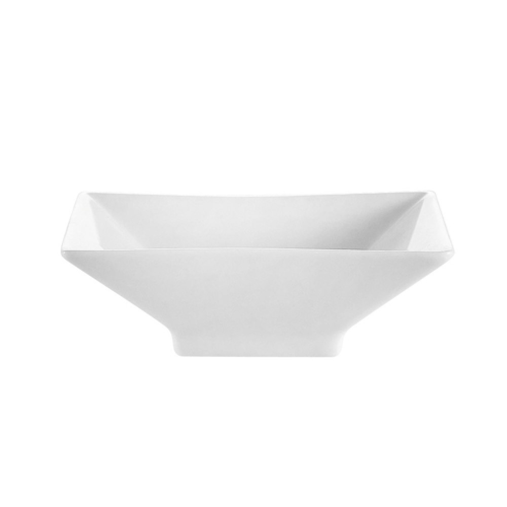 CAC China CTY-34 Citysquare Square China Bowl 4.5 oz.