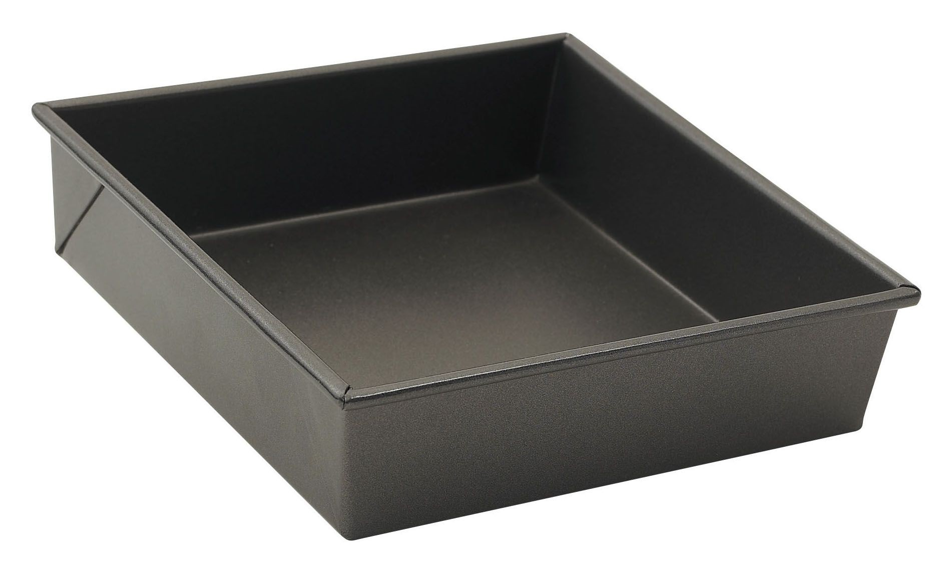 "Winco HSCP-0808 Square Non-Stick Cake Pan 8"" x 8"""