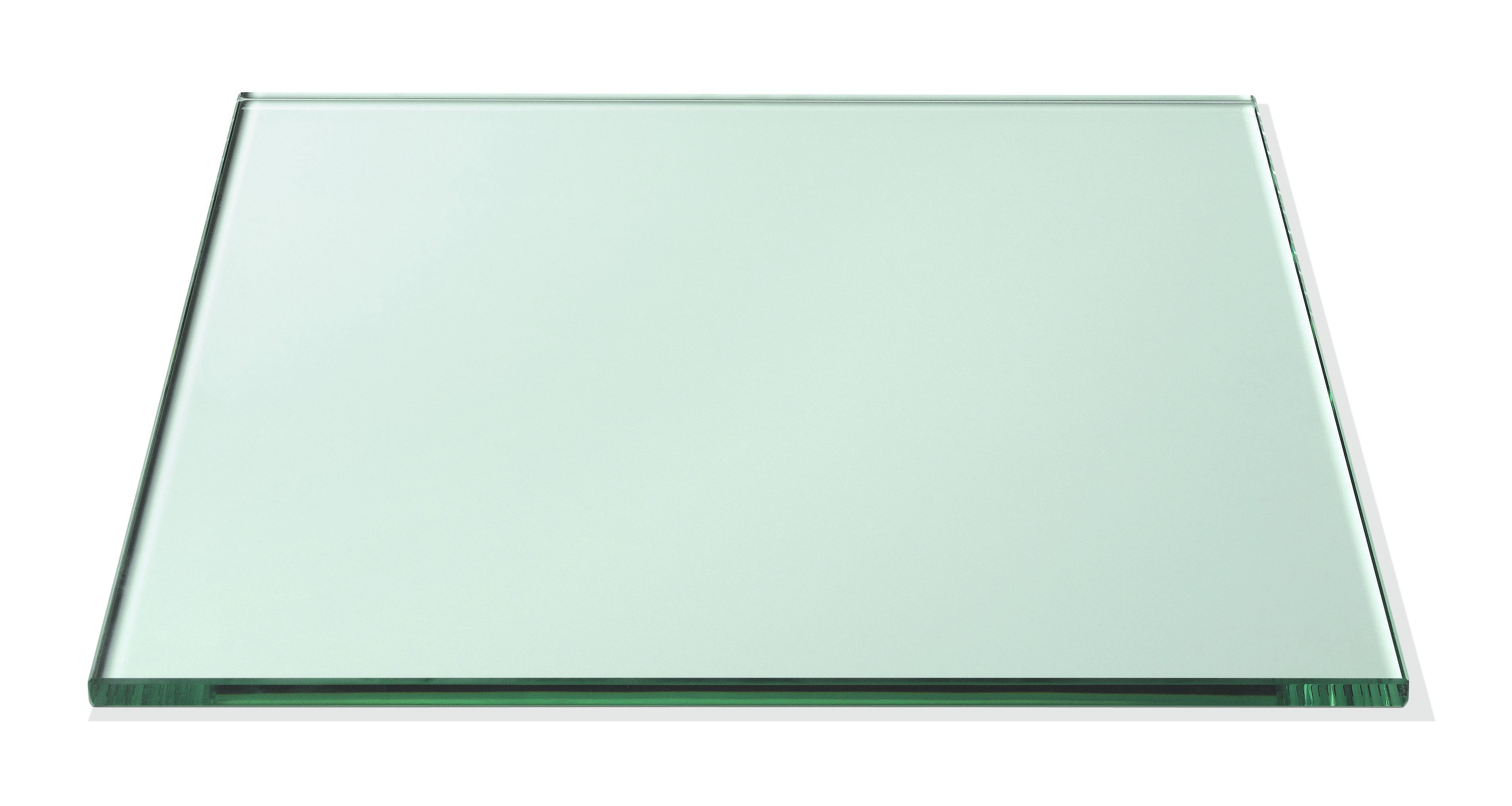 Square Display Surface Clear Acrylic - 14