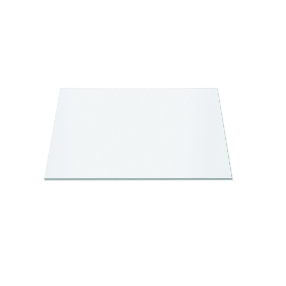"Rosseto SG022 Square White Acrylic Surface 14"" x 14"""