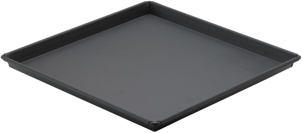 """Winco SPP-1616 Square Sicilian Pizza Pan 16"""" x 16"""""""