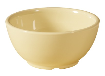 G.E.T. Enterprises B-45-SQ Diamond Harvest Squash Melamine 10 oz. Bowl