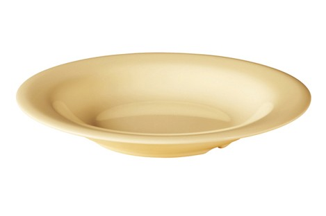 G.E.T. Enterprises B-139-SQ Diamond Harvest Squash 13 oz. Melamine Pasta/Salad Bowl