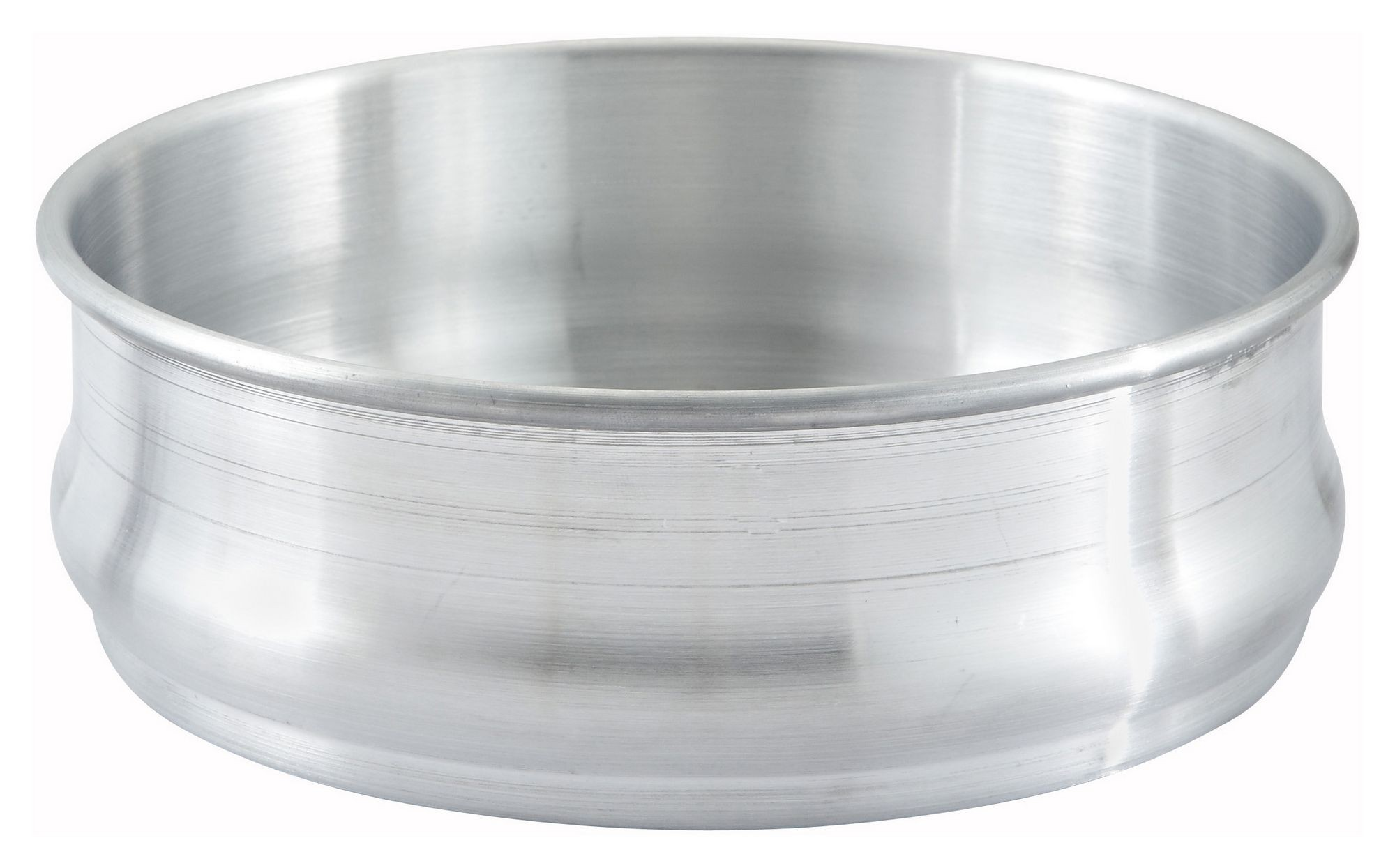 Winco ALDP-96 Stackable 96 oz. Dough Retarding/Proofing Pan