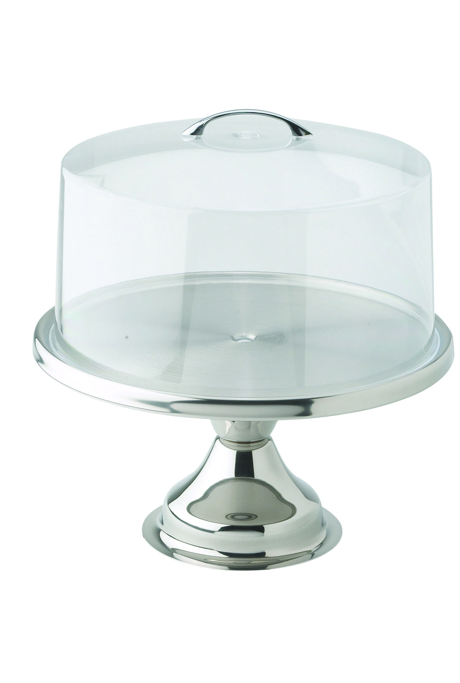 Stainless Cake Stand Without Cover - 13