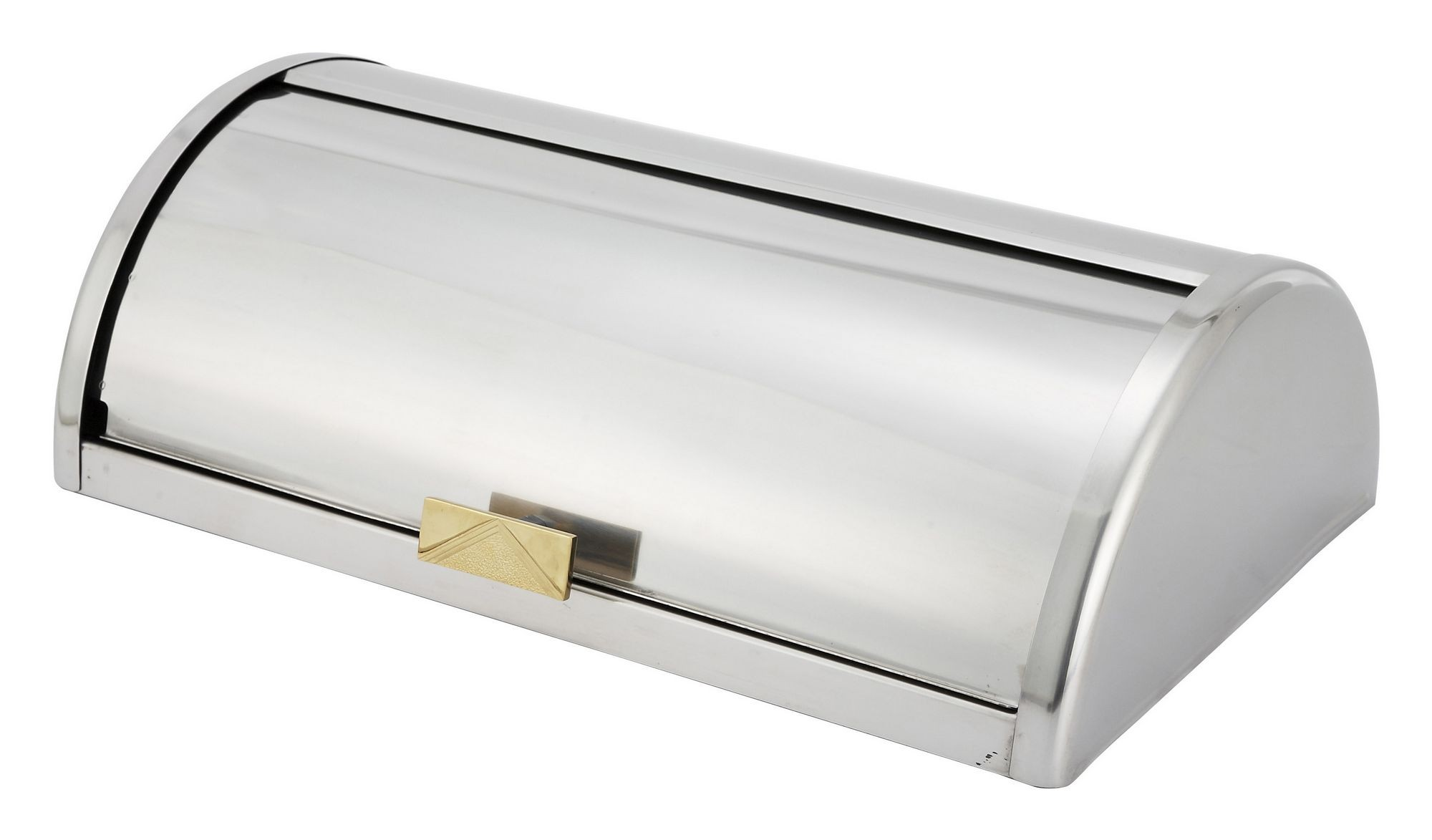 Winco C-RTC Stainless Steel Roll-Top Chafer Cover