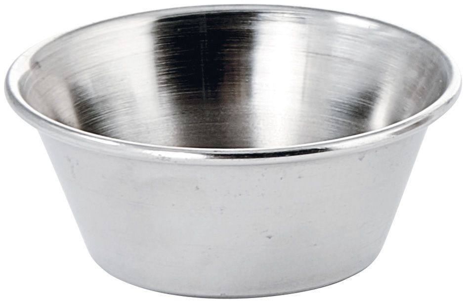Winco SCP-15 Stainless Steel 1.5 oz. Sauce Cup