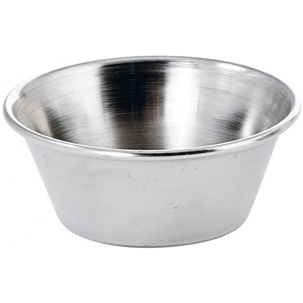 1.5 Oz. Sauce Cup, Stainless Steel