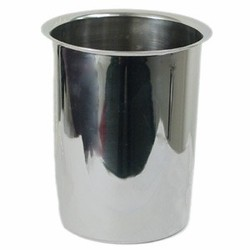 Winco BAM-1.5 Stainless Steel 1.5 Qt. Bain Marie