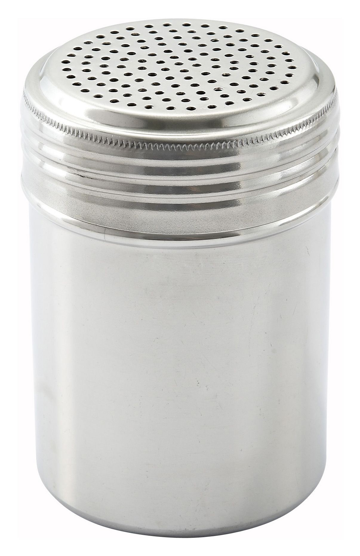 Stainless Steel 10 Oz. Dredge Without Handle, Winco Brand