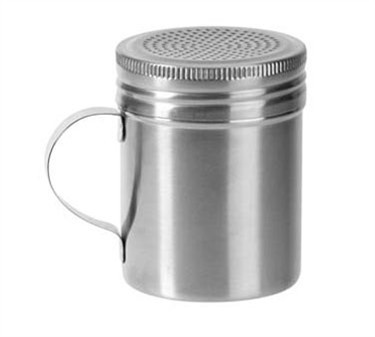 Franklin Machine Products  137-1070 Stainless Steel 10 oz. Dredge with Handle