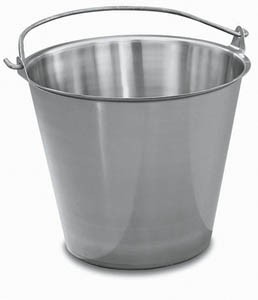 Royal Industries ROY SP 13 Stainless Steel 13 Qt. Pail