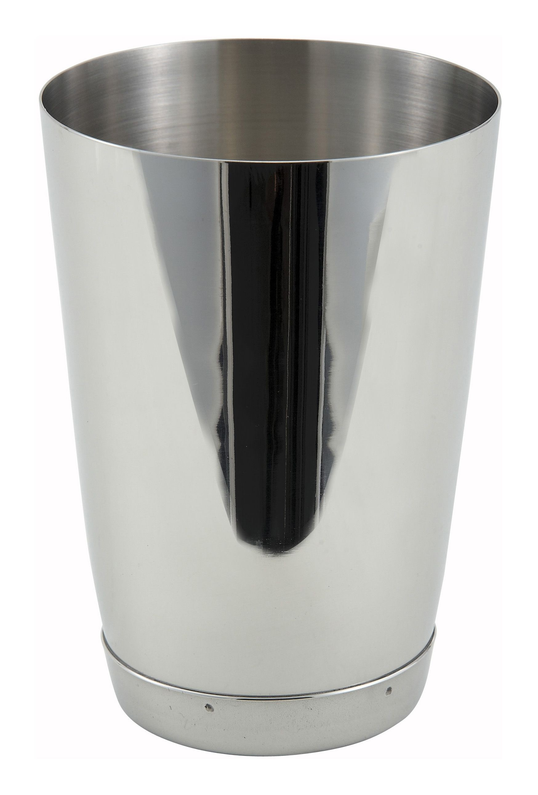 Winco BS-15 Stainless Steel 15 oz. Bar Shaker