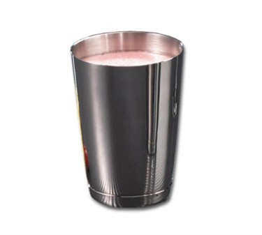 Stainless Steel 16 Oz. Bar Shaker - 4-1/2