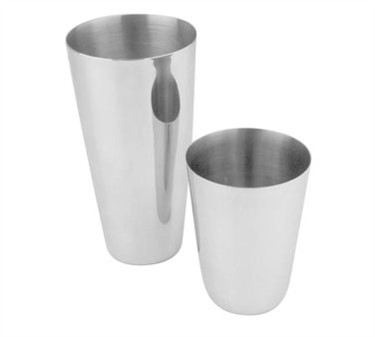 Franklin Machine Products  280-1304 Stainless Steel 16 oz. Cocktail Shaker Cup