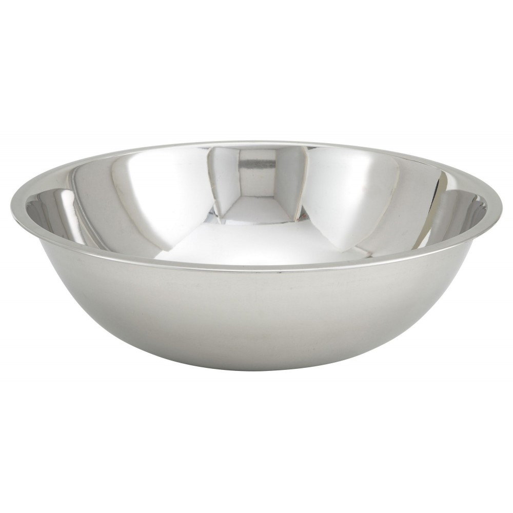 Stainless Steel 16 Qt. Mixing Bowl