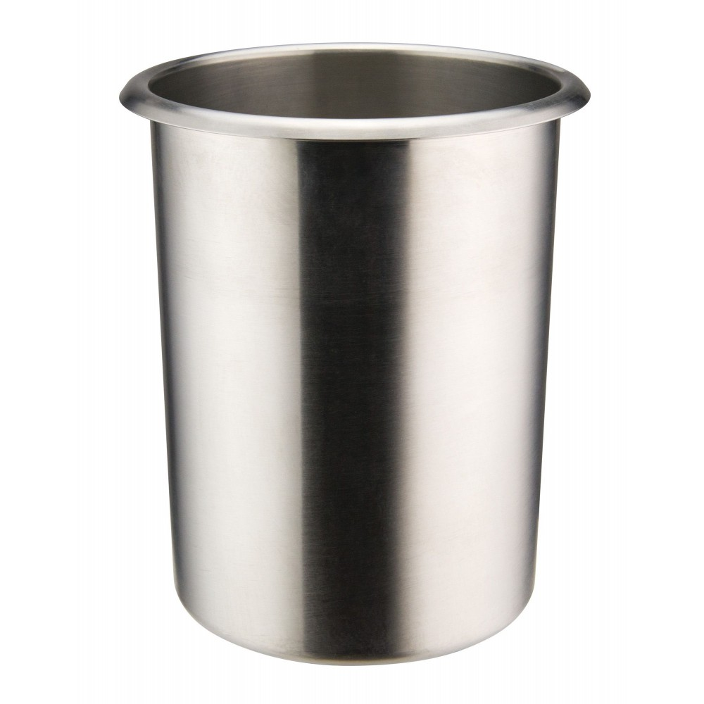Winco bam-2 Stainless Steel 2 Qt. Bain Marie