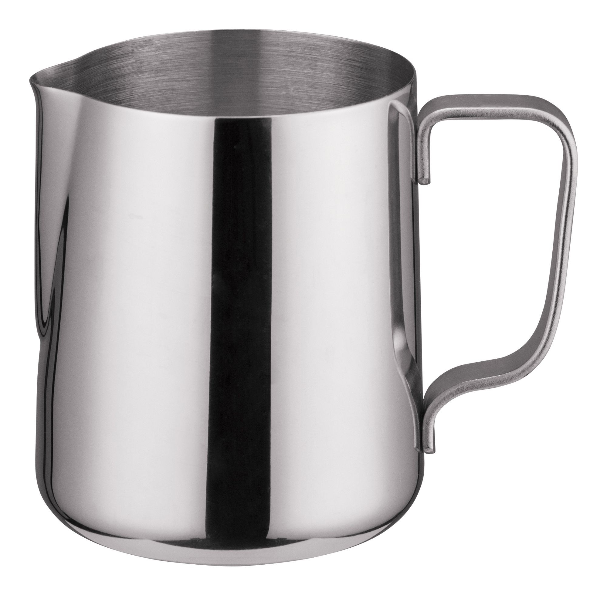 Winco WP-20 Stainless Steel 20 oz. Frothing Pitcher