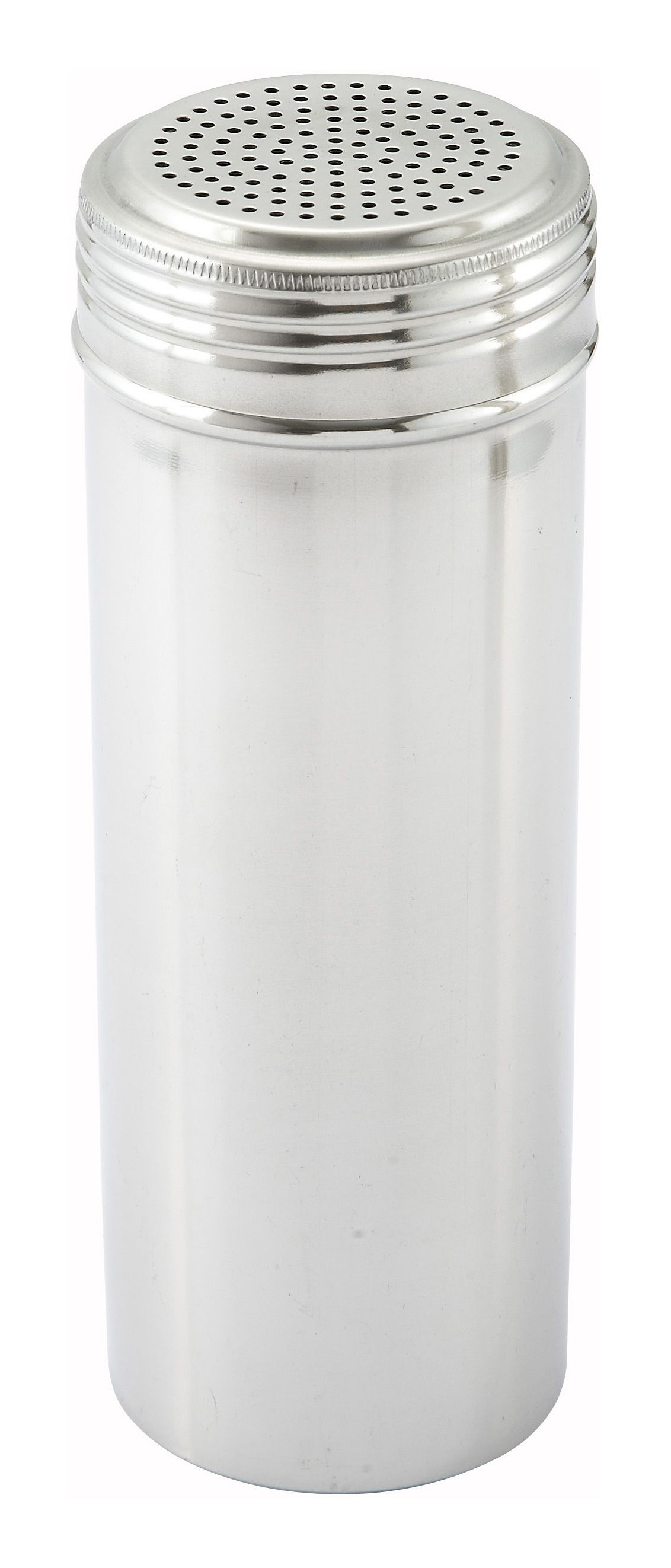 Winco DRG-22H Stainless Steel 22 oz. Dredge without Handle