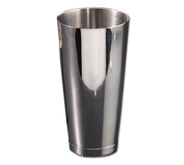 Stainless Steel 28 Oz. Bar Shaker - 7