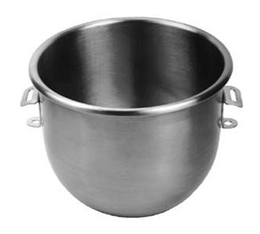 Stainless Steel 30 Qt. Mixing Bowl For A-200 Hobart Mixer