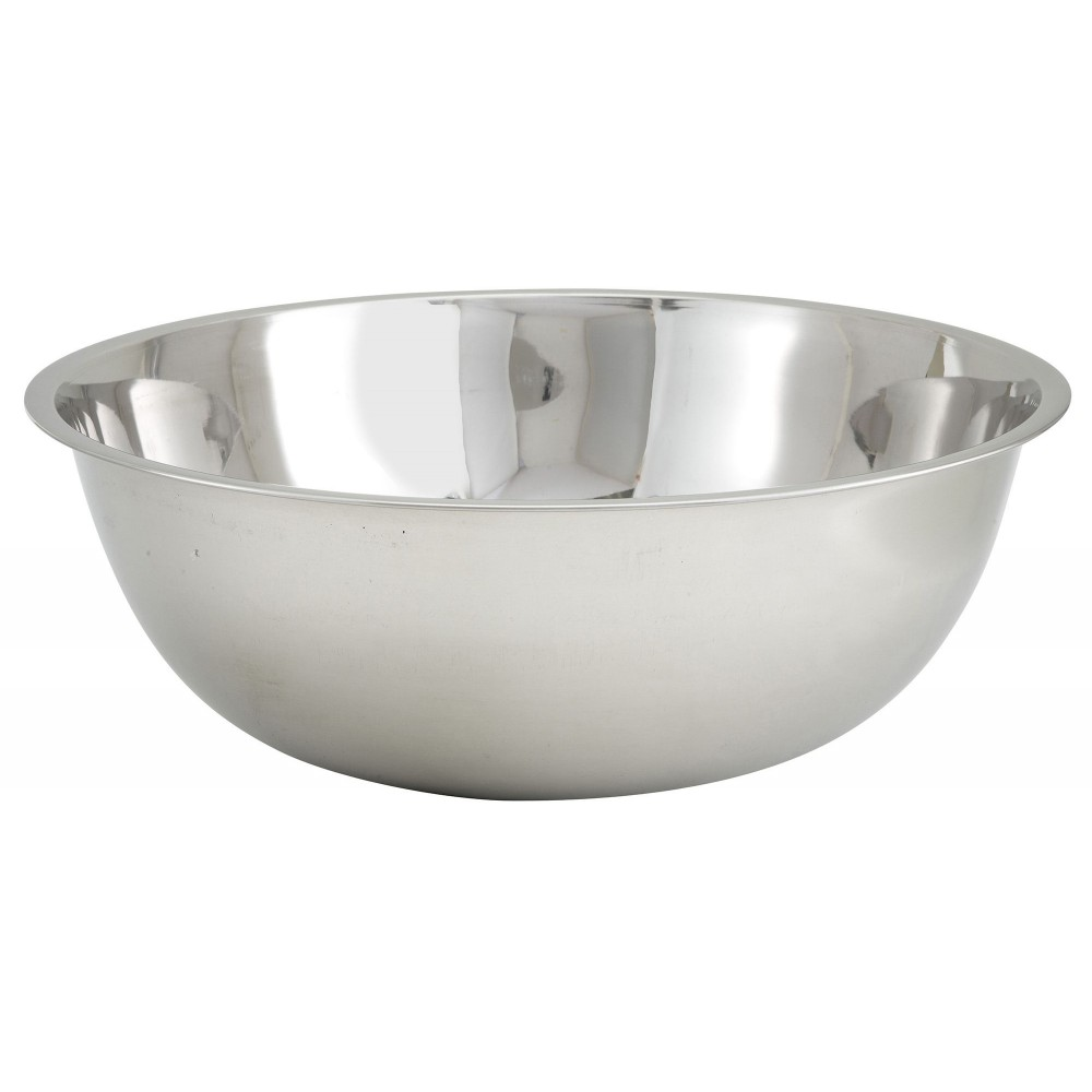 Stainless Steel 30 Qt. Mixing Bowl