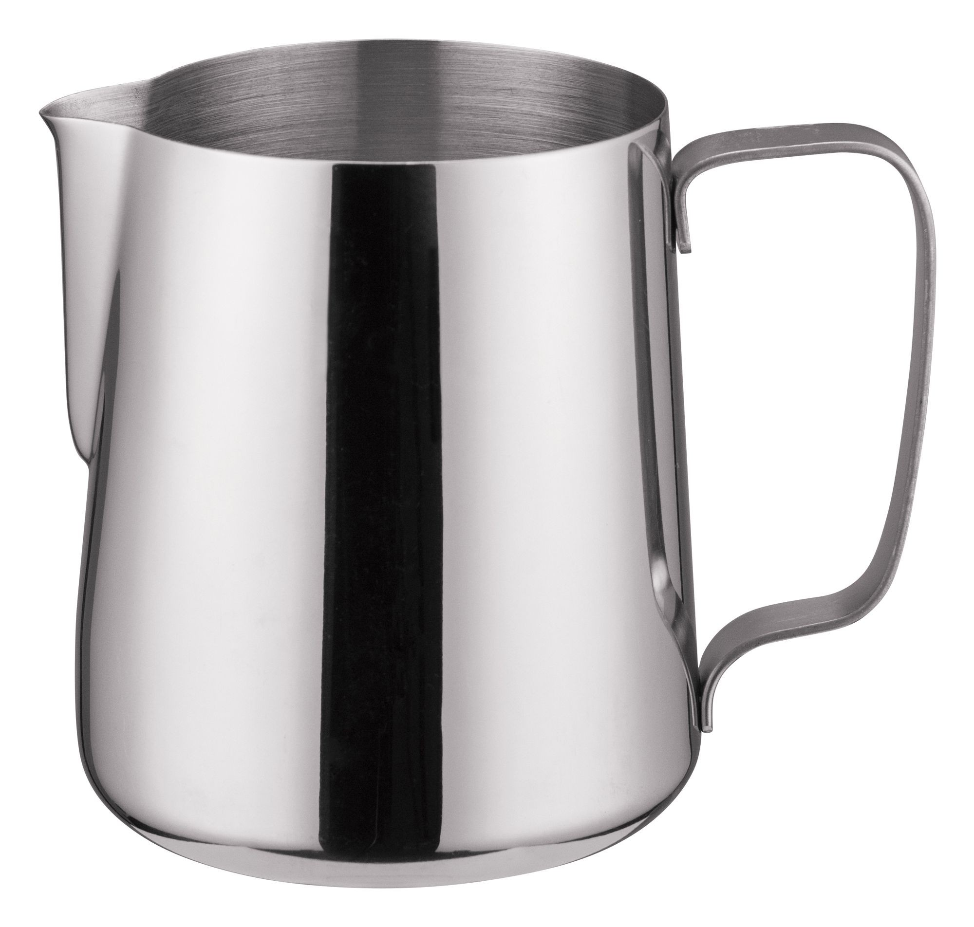 Winco WP-33 Stainless Steel 33 oz. Frothing Pitcher