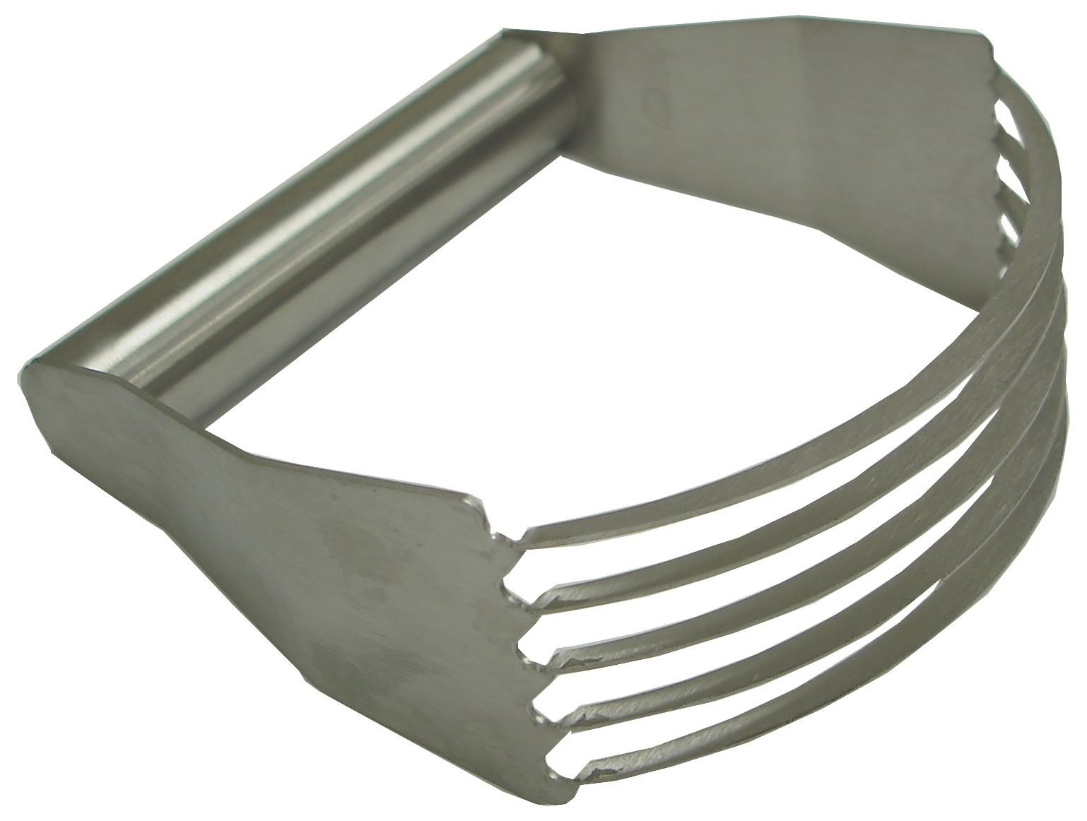 Stainless Steel 5-Blade Pastry Blender