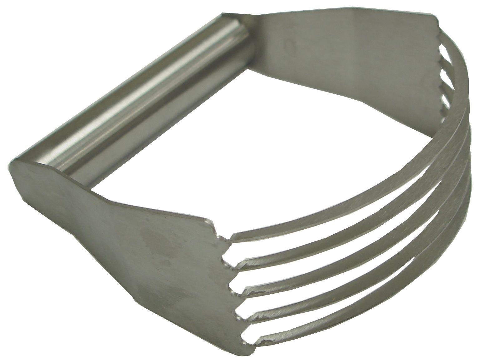 Winco PST-5B Stainless Steel 5-Blade Pastry Blender