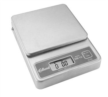 Stainless Steel 5000-Gram Digital Scale - 1 Gram Increments