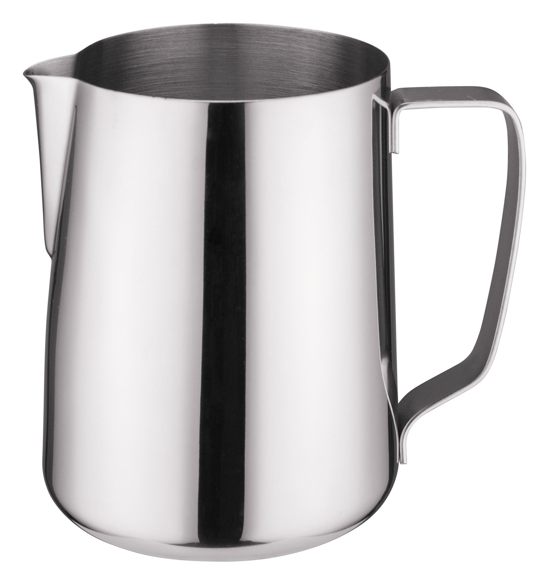 Winco WP-66 Stainless Steel 66 oz. Frothing Pitcher