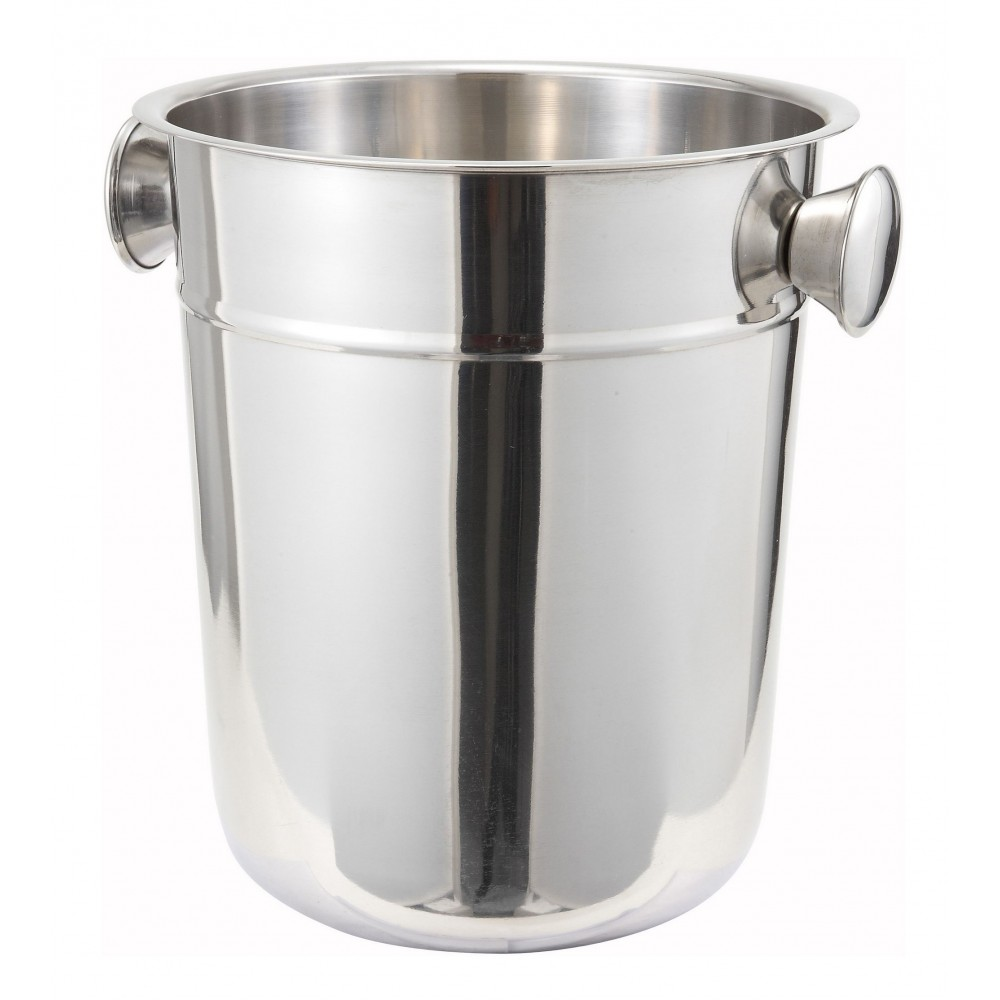 Stainless Steel 8-Quart Wine Bucket