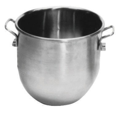 Stainless Steel 80-Qt. Machine Mixing Bowl - Fits Hobart Mixers