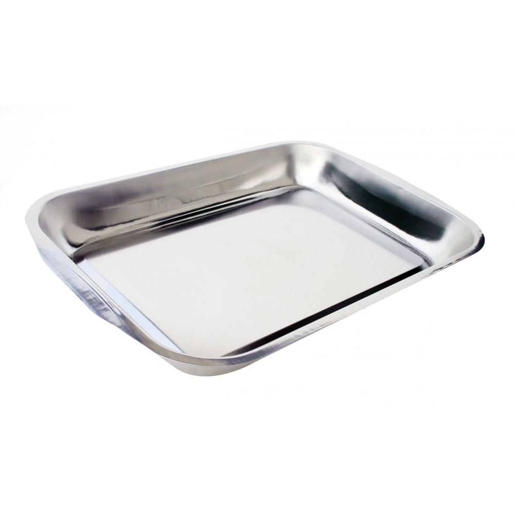 Stainless Steel Bake Pan - 15-1/2
