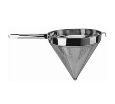 Stainless Steel China Cap Fine Coarse Strainer - 12