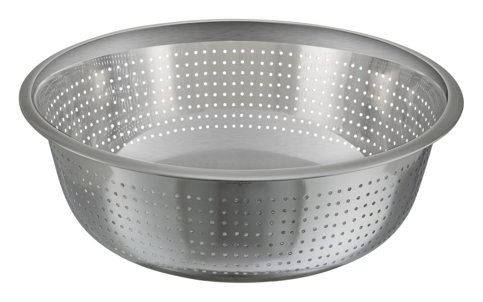 Stainless Steel Chinese Colander (2.5 MM. Holes) - 13