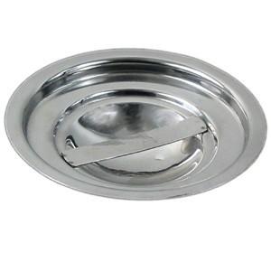 Winco bamc-1.25 Stainless Steel Cover for 1.25 Qt. Bain Marie