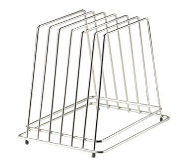 Stainless Steel Cutting Board Storage Rack